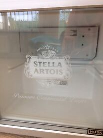 Stella Artois Beer Fridge Sold pending pick up