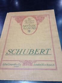 The Eclipse Series of Artistic Albums Schubert