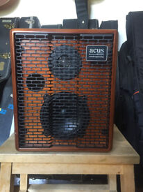 Acus One 5T acoustic guitar amplifier