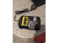 Dewalt XR li-ion battery charger