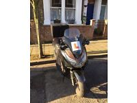 Honda forza NSS 125 AD-F with delivery box