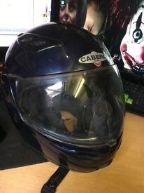 carberg flipfront helmet