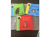 My first gruffalo books