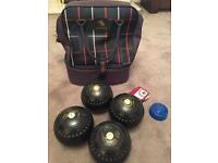 Prohawk bag and bowls
