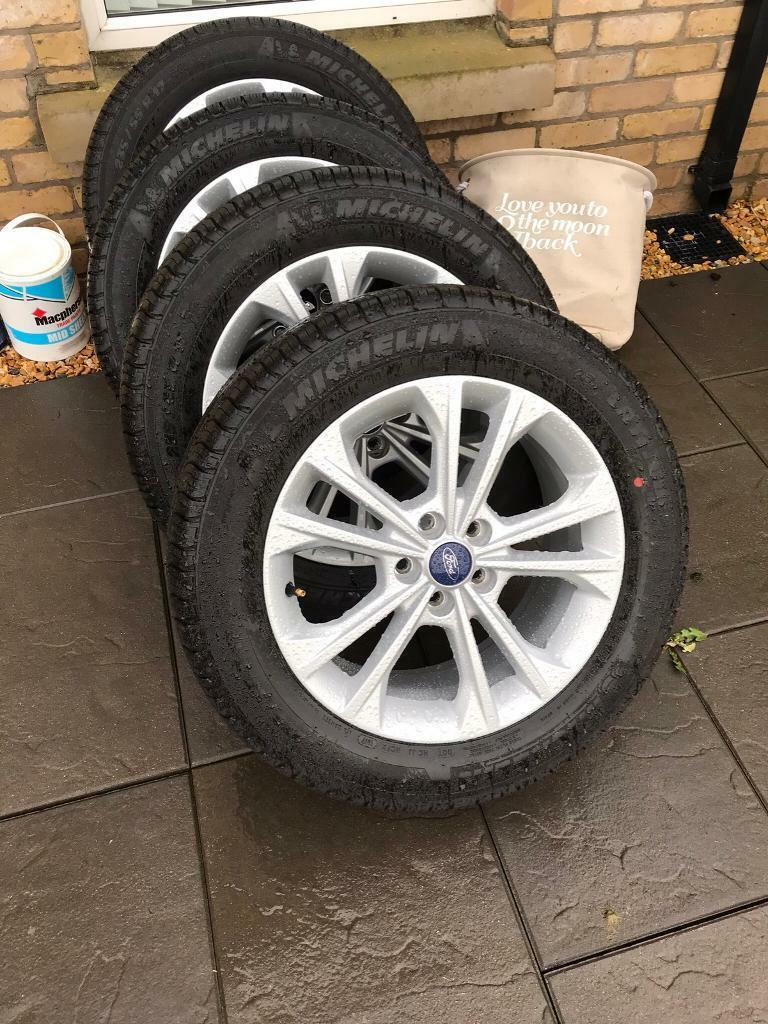 Ford Kuga alloy Wheels and Tyres BRAND NEW