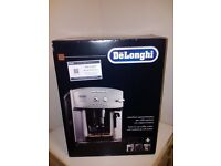 Brand new, sealed box, Bean to Cup De Longhi coffee machine