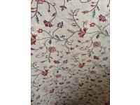 Shabby chic curtains 80x 90