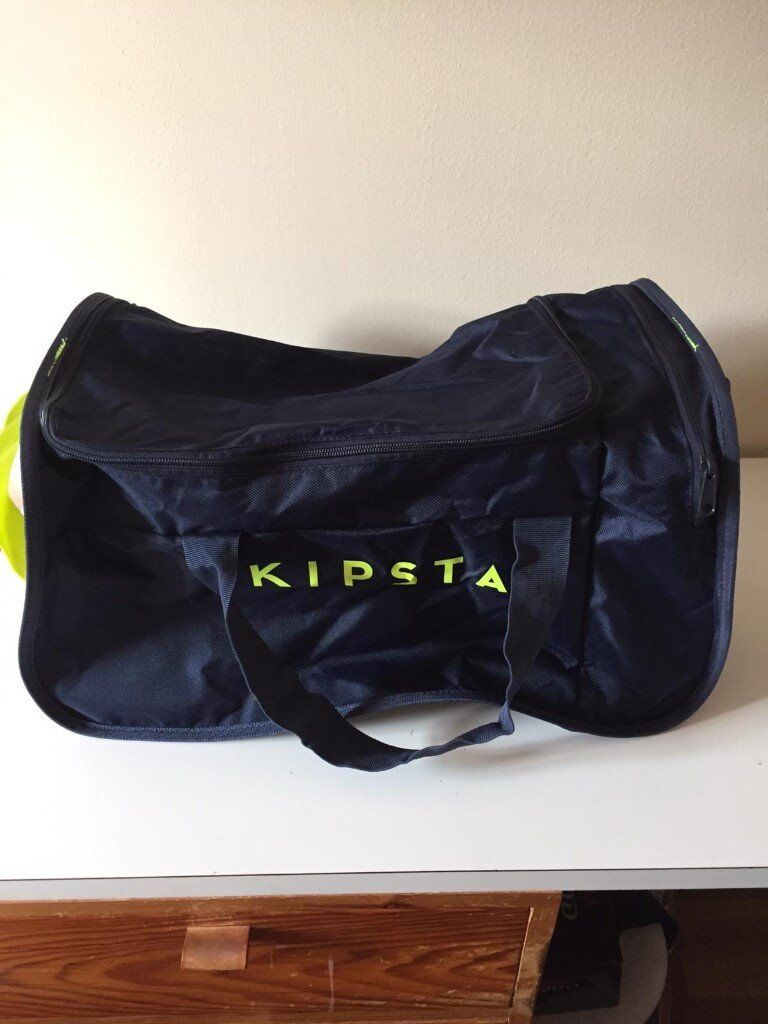 40 L Kipsta kit bag (used once)