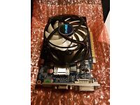 GEFORCE GTS 450 graphics card in BOX by SPARKLE TECH nvidea