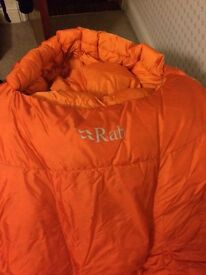 New without Tags - Rab Andes 800 Sleeping Bag