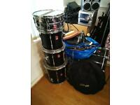 Complete Drum Kit £250