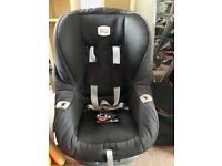 Britax Car Baby Seat and Bebe Confort full size travel cot