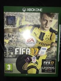 Fifa 17 Xbox 1