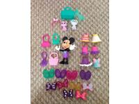 Mini mouse changeable play figure