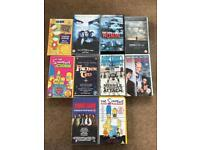 Selection of 10 videos