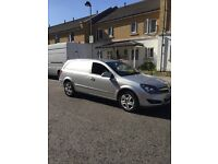 Vauxhall Astra van sportive
