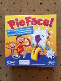 Brand New Pie Face