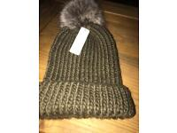 New bobble hat from Newlook