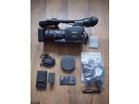 Panasonic AG-HPX170P Hvx hpx171 HD dvcpro P2 camcorder video camera professional