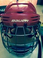 Brand new Bauer 7500 Helmet and cage
