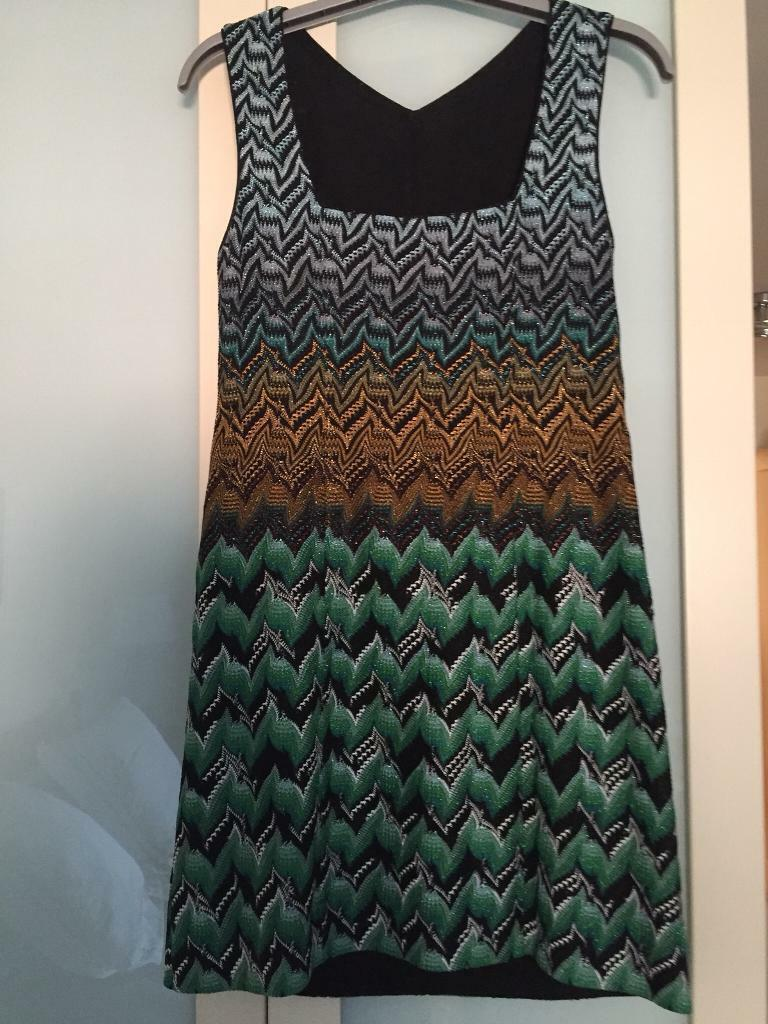 new styles 681db ab5a9 Missoni Ladies Mid length dress. Size 40 France/Italia (97% Silk & 70%  Viscose) | in Putney, London | Gumtree