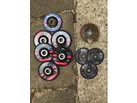 5inch grinder discs