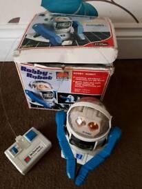 Robby robot nikko rare