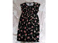 Maternity dress size 14