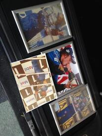 Picture and clip frames F1 drivers