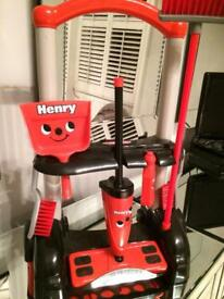 Henry Cleaning Trolley