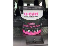 U-CAN 'PATIO JOINTING REPAIR'