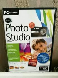 Photo editing pc cd