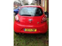 Ford KA for sale! £3500 ONO good condition, great mpg and cheap to run!