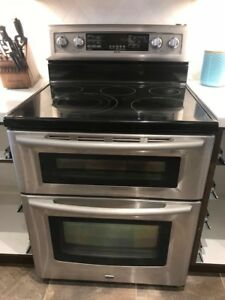 Maytag oven double oven