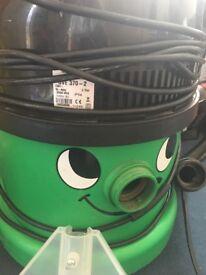 Numatic george henry vacuum hoover carpet cleaner