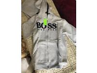 Hugo boss hoddie and bottom