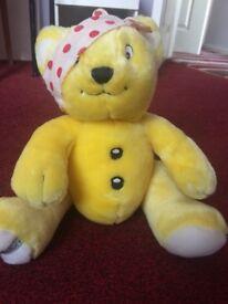 Pudsy teddy bear