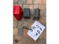 Bulldog Mini Trailer Hitch Lock