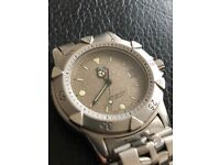 TAG HEUER 1500 Professional Series with Granite Dial
