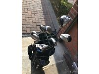 Used Ram golf clubs - Great for beginners