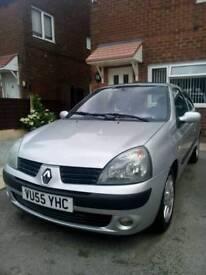 Renault clio 2005 mk iii 16v