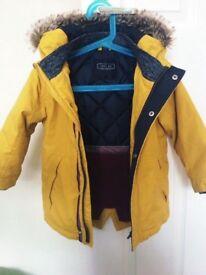 Boys Parker Coat