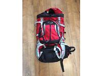 Red & Black Backpack/Rucksack