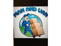 Delivery Service Courier Service Man with Van Cheapest Price