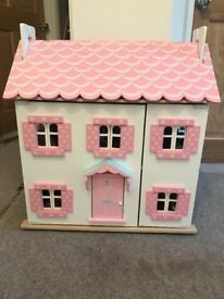 Le Toy Van Wooden Dolls House