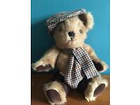 Vintage rare collectors Wellwood Weavers & Crafts Mohair 'Babear' Teddy Bear For Sale