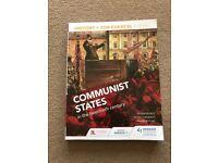 Edexcel History A-level textbook – Communist States in the twentieth century