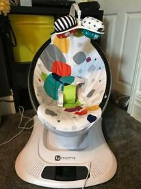 4moms mamaroo swing rocker chair