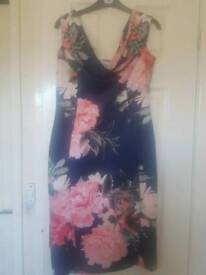 Dress work once size 16, bike leggings and hoodie worn once size large