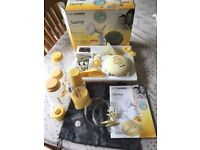 Mandela swing Breast pump
